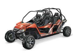2013 Arctic Cat Wildcat 1000i 4